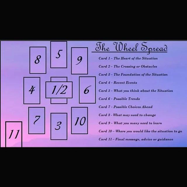 The Wheel Spread~~~Spread: By TABI - MagentaDeck: Jade Oracle#tarotreader #tarotreadersofinstagram #tarotreader #tarotonline #tarotspread #oracle #oraclereadersofinstagram #oraclecardreading #oracledeck #oraclecards #oraclereader #thewheeltarotspread #jadeoracle #jadeoracledeck #jadeoraclecards