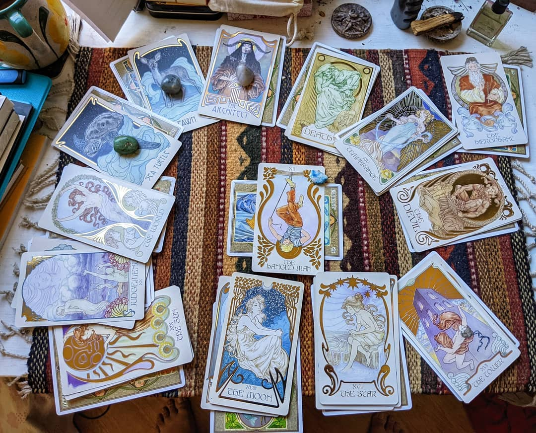 🪅Wheel of the Year Spread~~~Tarot Deck: Ethereal VisionsOracle Deck: Dreamscape Oracle Deck: Astrological #tarotdecks #tarotcard #tarotreadersofinstagram #tarotonline #tarotreadingsonline #tarot #tarotdeck #tarotreader #tarotspread #tarotcommunity #tarotcommunityofinstagram #oraclereader #oraclecardreading #oracledeck #oraclecards #oraclereadersofinstagram #oracledecks #oraclecommunity #oraclecommunityofinstagram #etherealvisionstarot #dreamscapeoracle #astrologicaloraclecards