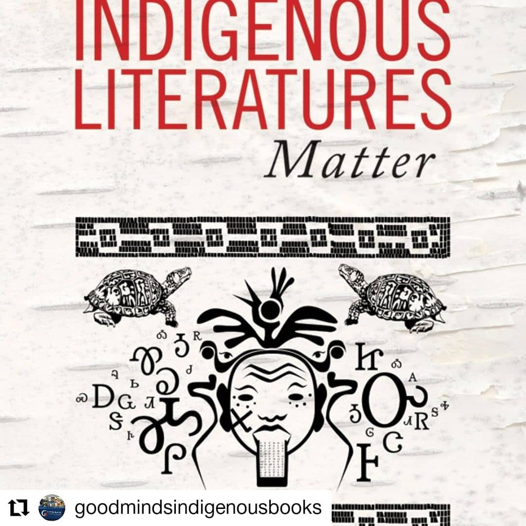 """#Repost @goodmindsindigenousbooks• • • • • •Introducing our Literature Collection, including """"Why Indigenous Literatures Matter, paper ed (2018)"""" with Educator's Guide.Written with a generalist reader firmly in mind, but addressing issues of interest to specialists in the field, this book welcomes new audiences to Indigenous literary studies. Daniel Heath Justice (Cherokee Nation) is Canada Research Chair in Indigenous Literature and Expressive Culture at the University of British Columbia.Review:This book simultaneously affirms Indigenous writing, introduces Indigenous readers to the canon of Indigenous writing, and teaches non-Indigenous folks how to read our literatures. That's impressive, and it's done in a beautiful, intimate and at times playful way. Why Indigenous Literatures Matter was an honour to read. It is instructional without instructing, grounded, confident, affirming, generous, brilliant, clear and joyful. - Leanne Betasamosake Simpson, author of As We Have Always Done and This Accident of Being Lost For a complimentary Educator's Guide please visit our Facebook page.To review and order please visit our online catalogue GoodMinds.com: https://www.goodminds.com/why-indigenous-literatures-matter-paper-edEmail: orders@goodminds.comPhone:(519)753-1185Toll Free: 1-877-862-8483 (1-877-8NATIVE) (Canada & USA only)Fax: (519) 751-3136"""