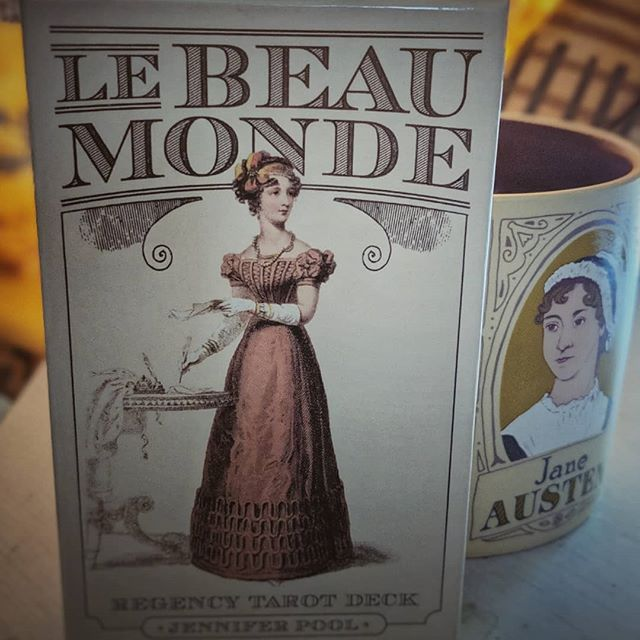 Dearest Jane Approves~~~Regency Tarot Deck: Le Beau MondeBy @swingnsparrowtarot #youdidagoodthing #tarot #tarotdeck #tarotcards #regencytarot #lebeaumonde #lebeaumondetarot ##tarotonline #tarotreadersofinstagram #tarotreader #taroista #tarotcommunity