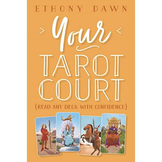 New Book & Workshop❣️❣️~~~Two things a Gemini loves to hear!Your Tarot Court By @ethony#tarotreadersofinstagram #tarotonline #taroista #tarotreader #tarotbook #yourtarotcourt #tarotcommunity #tarotcommunityofinstagram #tarotnerd #tarotlover #tarotofinstagram
